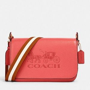 Coach Jes Messenger Crossbody